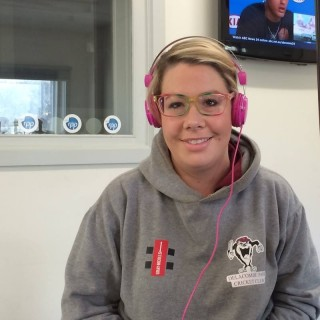 Shandelle on Radio