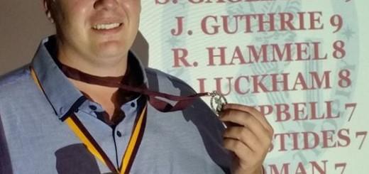 Juddy Max Shields Medal